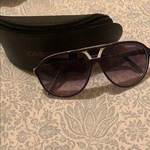 Brand new NEVER USED Carrera sun glasses